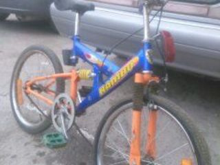 vind bicicleta pentru copii in stare foarte buna-650 lei. Urgent