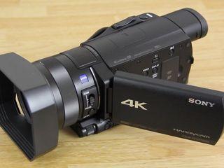 Sony fdr ax100 4k Carl zeiss Profesionala.