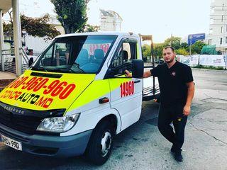 Погрузка и разгрузка вашего автомобиля - evacuator chisinau - evacuator moldova - evacuator -