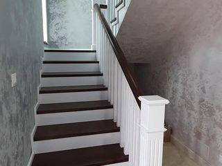 Лестницы деревянные на заказ - garantie / гарантия