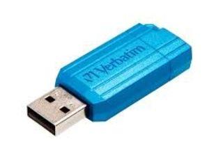 The PinStripe USB Drive from Verbatim 16GB-105 леев