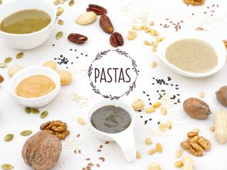 Crem paste din nuci si seminte de la Pastas!