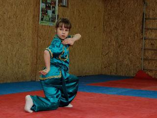 Развивающий вид спорта для детей