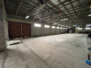 Chirie-spațiu industrial: hală + teren, or. ialoveni