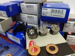Мултипликаторы,клапана Delphi клапан форсунки, Dacia,Renault, Nissan,dci,tdci