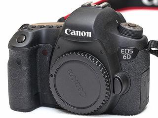 Canon 6D ideal ca nou.