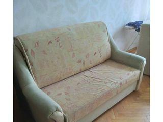 Canapea sa desface.