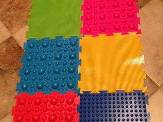 Ортопедический коврик массажный коврик для взрослых и малышей