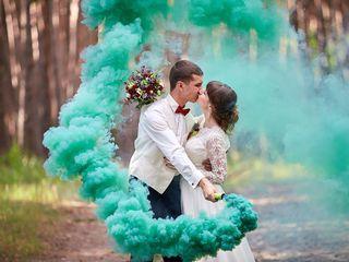 Fum colorat - цветной дым - дымовые шашки