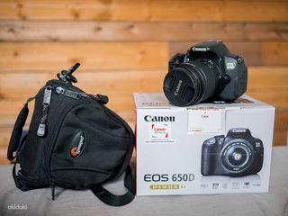 Canon D650 Новый