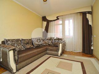 Apartament cu 2 camere spre chirie, bd. Moscovei, Râșcani,  210 € !