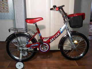 Велосипед Десна от 5- 15 лет