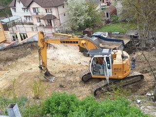 Excavator 1m3 servicii