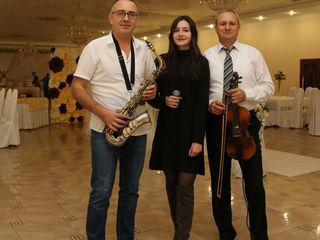 Музыканты(певица, саксофонист-певец, тамада) для Вашего торжества...