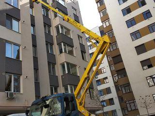 Autoturn 18m 20m 22m 27m  in автовышка вышка visca   lift chisinau
