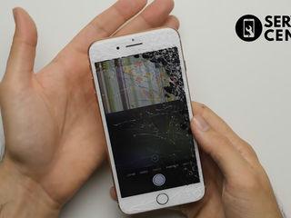 Iphone 8/8+ треснул экран -заберём, починим, привезём !!!
