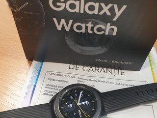 Смарт часы samsung galaxy watch 42 mm 2750 lei