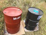 Butoaie noi de metal 220 litri / недорого. бочки металические 220 литров