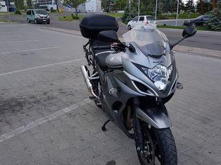 Suzuki gsx1250 f
