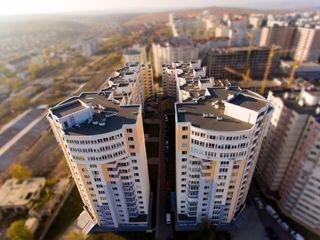 Bloc nou!Alba-Iulia, 95,6m2, design!
