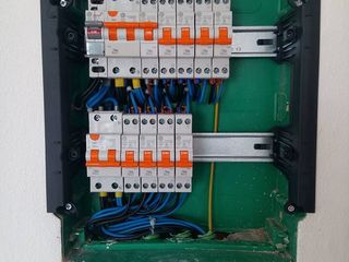 Electrician/Электрик.Lucrari electrice/Электроработы