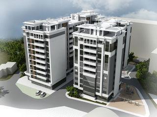 Exfactor Grup toate planificările cu 3 camere in rate fără % direct de la compania de construcții.