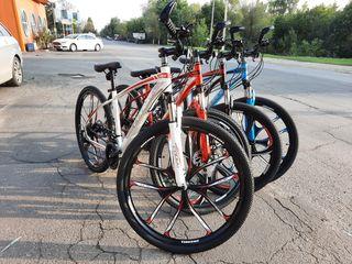 Vind bicicleta 27.5  cu jante