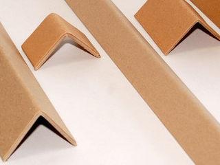 Уголки картонные для паллет, лента упаковочная
