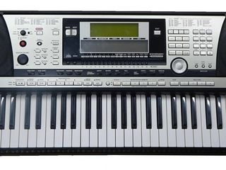 Синтезатор Yamaha PSR 740. Sintetizator, clapa, orga.