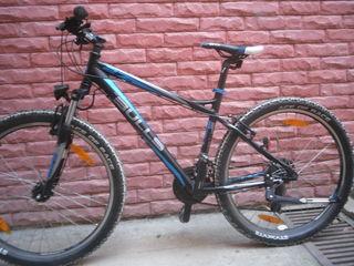 Bicicleta  BULLS,250 EURO ,complectatia Shimano,starea foarte buna,adus din germania.