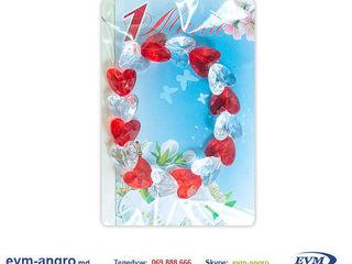 Martisor Мэрцишор артикул z11 handmade браслет бусинки сердечки цветочки