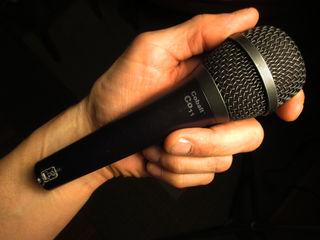 Конденсаторный вокальный микрофон премиум класса Elerctro voice Co11