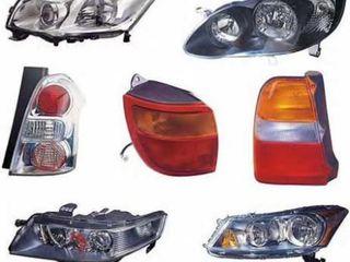 Авто Оптика. Фара, фонарь, поворот, противотуманка, отражатель, зеркало, парктроник