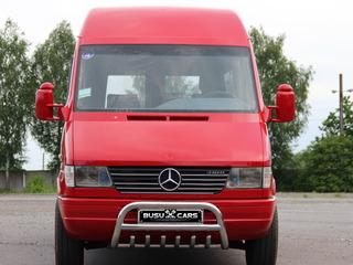 Kенгурятник / bara de protectie fata inox Mercedes Sprinter / volkswagen lt 1996 - 2006 w903