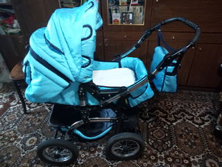 коляска для мальчика
