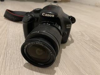 Canon EOS 1100d 18-55mm kit