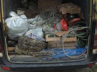 Вьвоз мусора Evacuare gunoi dupa constructii