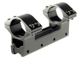 Продам моноблок Охотничий прицел 25,4 мм с двойным кольцом, кольцо ласточкин хвост 11 мм,