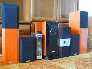продам акустическую систему 5.1 bbk