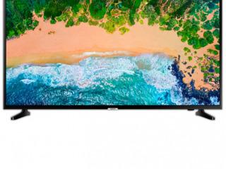 Samsung 50'' 4K UHD  черный/ smart TV/ Wi-Fi/ UE50NU7092