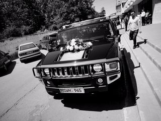 Exclusiv Hummer H2
