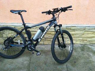 E-bike Kudos !