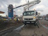 Автовышка - Autoturn - Nacele - 20m-27m-34m