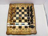 шахматы новые дерево
