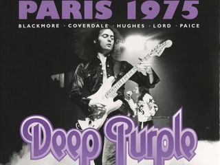 Vinyl Deep Purple Live in Paris 1975