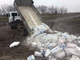Evacuaria gunoiului & hamali