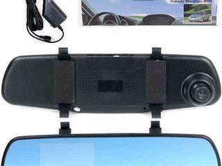 Видеорегистратор-зеркало DVR L6000 с одной камерой и экраном!