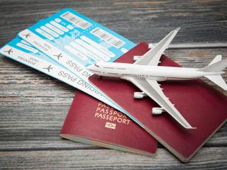Bilete de avion în orice direcție fără comision