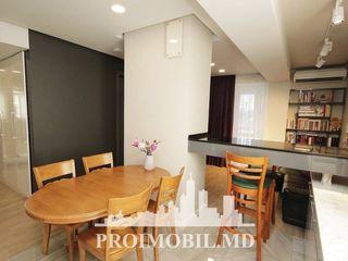 Centru! bloc rezidențial, 2 camere, full mobilată! 60 mp!