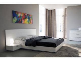 Кровать Indart Delux с прикроватными тумбочками. Доставка по всей Молдове